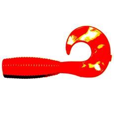 Artificiale Big Game Grub Unica Rosso