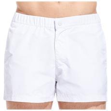 Costume Uomo Elastico Nuovo Arcobaleno Bianco S