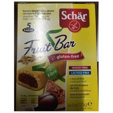 Schar Fruit Bar 125g