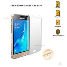 Pellicola Vetro Temperato Per Samsung Galaxy J1 2016 4,5 Pollici Trasparente Protezione Display Salva Schermo Touch Screen