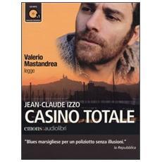 Casino totale letto da Valerio Mastrandrea. Audiolibro. CD Audio Formato MP3. Ediz. integrale