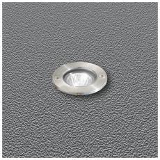 Illuminazione 6608 - Faro Incasso Alogeno 12v / 28w
