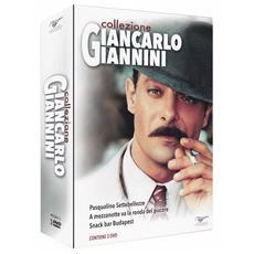Dvd Collezione Giancarlo Giannini (3dvd)
