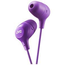Auricolari Cablato HA-FX38-V-E Colore Viola
