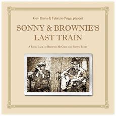 Davis, Guy & Fabrizio Poggi - Sonny & Brownie`S Last Train (180G)