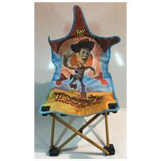 Sedia Pieghevole Toy Story Originale Apribile Alta Qualità