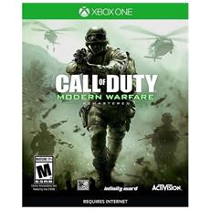 XONE - Call of Duty Modern Warfare Remastered