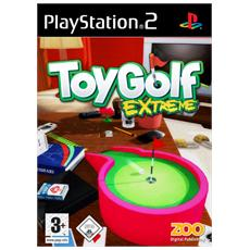 PS2 - Toy Golf Extreme