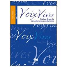 Voix vives. Festival di poesia da Mediterraneo a Meditarreaneo