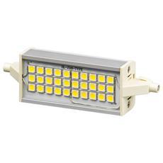 I-HLED-R7S-A854 - Blocco LED R7S 118mm SMD 5050 8 W 600 Lm Bianco Caldo