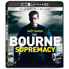 The Bourne Supremacy (Blu-Ray 4K Ultra HD)