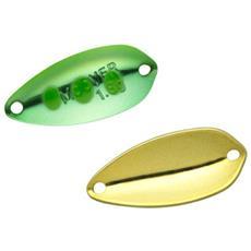 Artificiali Spoon Presso Moover 2,4 G Unica Verde