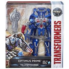 Transformers L'ultimo Cavaliere Optimus Prime Premier Edition