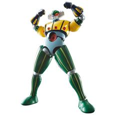Jeeg Robot D'acciao Bandai Src Super Robot Chogokin Kotetsu Con Trivelle E Acc.