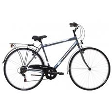 Bikevolution City Bike 28 Uomo 6s 28'' Telaio 50