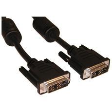 Monitor Cable DVI-DVI, 1m