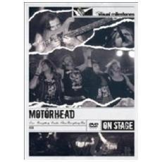 Dvd Motorhead - Motorhead Live-everyth.