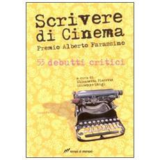 Scrivere di cinema. Premio Alberto Farassino
