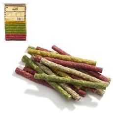 Snack per Cani Osso Cannoli Colorati 1 conf da 100 pz
