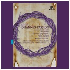 Bach - Johannes-Passion Bwv 245 - Peter Dijkstra