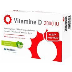 Vitamina D 2000 Ui 168 Compresse