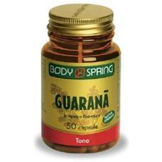 Body Spring Guarana' 50 Capsule Angelini