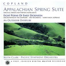 Copland Nixon - Appalachian Spring