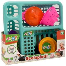 Scolapiatti C / acc. cucina 14pz 40380 8014966403807 S. p. a.