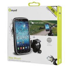 MUCHL0041 Bicicletta Passive holder Nero supporto per personal communication