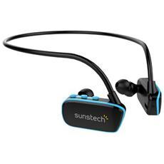ARGOS Lettore MP3 4GB Nero, Blu