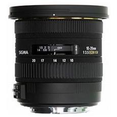 Obiettivo 10-20 mm F / 3.5 EX DC HSM AF Nikon AF-S DX