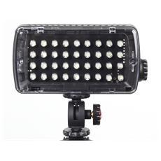 Luce LED - Midi-36 Hybrid (420lx@ 1m) , Dimmer, 4x Flash