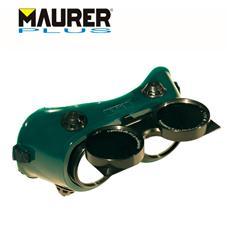 Occhiali protettivi per saldatura ribaltabili antiurto valvole aereazione