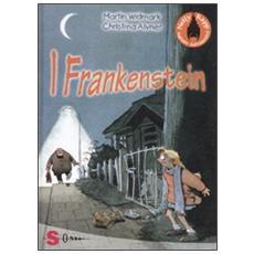 Martin Widmark - I Frankenstein