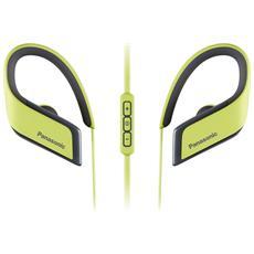 Auricolare Wireless RP-BTS30 Bluetooth colore Giallo