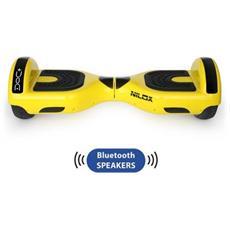 DOC+ Hoverboard Elettrico Giallo 6.5 con Speaker Bluetooth