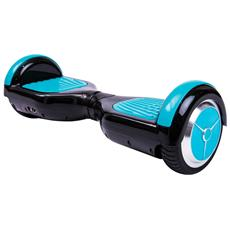 """Hoverboard Vivo 65 Ruota 6,5"""" Colore Nero Blu"""