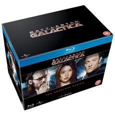 Battlestar Galactica - Stagione 01-04 (20 Blu-Ray)