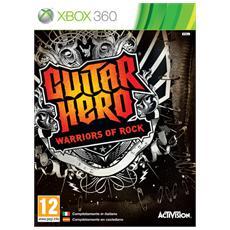 X360 - Guitar Hero 6 Warriors of Rock