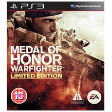 PS3 - Medal of Honor Warfighter Limited Edition