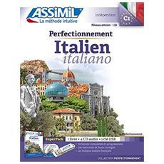 Perfectionnement italien. Con 4 CD Audio. Con CD Audio formato MP3