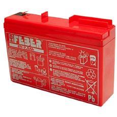 Batteria 6 V 7.5 AH