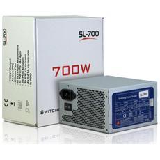 SL700 700W ATX Grigio alimentatore per computer