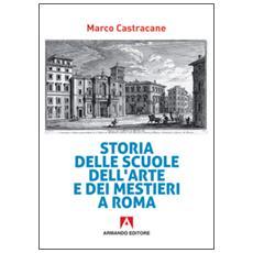 Storia delle scuole dell'arte e dei mestieri a Roma