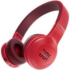 Cuffie On-Ear Wireless E45BT Bluetooth colore Rosso