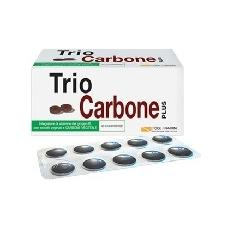 Trio Carbone Plus Compresse 22g