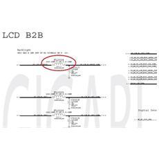 Fl2024 240 0.8ohm 0.2a Backlight Solution Ic Chip Per Scheda Madre Per Iphone 6