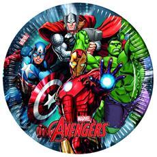 Piatti Avengers 23cm