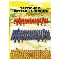 Tattiche di battaglia di roma 309-110 a. c.