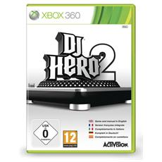 X360 - DJ Hero 2 (Solo Gioco)